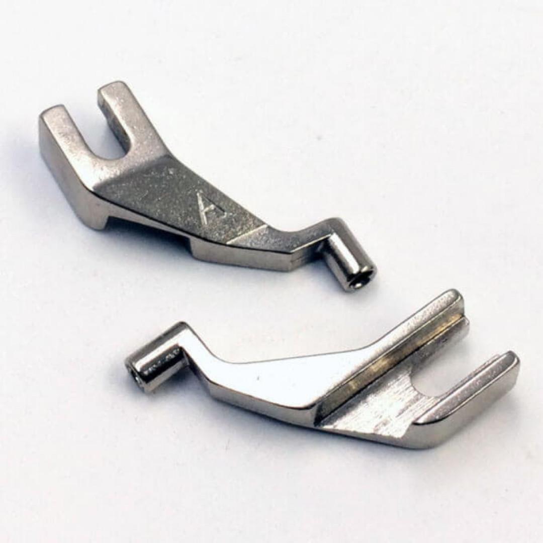 притискна лапка для машин циклічного шиття